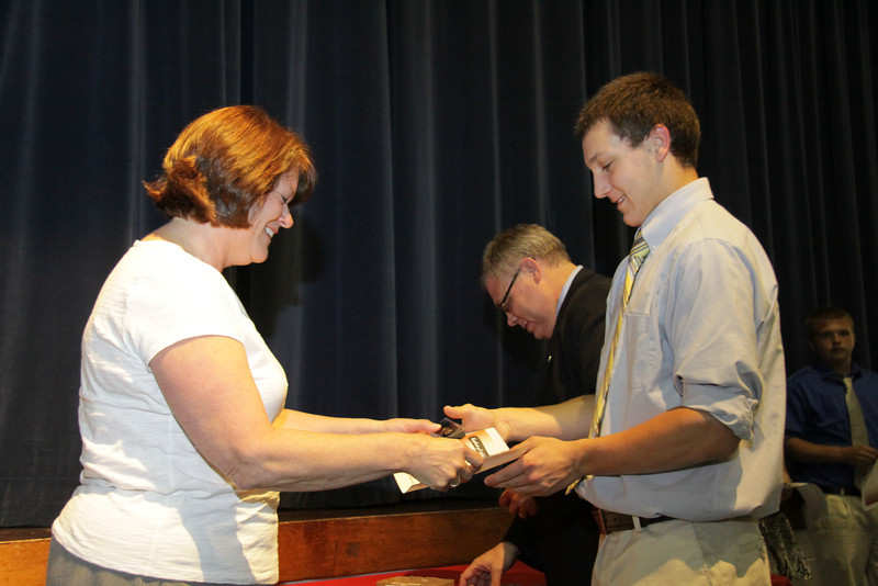 Awards Night 2012 - Student of the Year: Biology