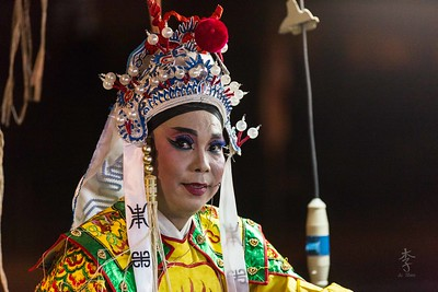 Singapore - Chinese Opera