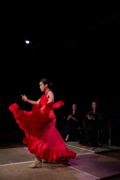 20150228 El Azahar Flamenco II
