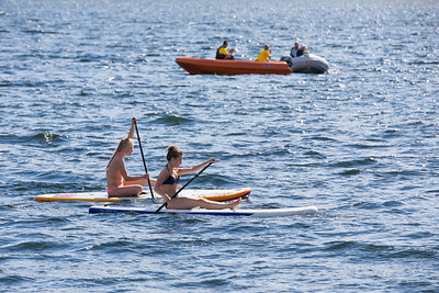 SUP, Stand Up Paddling Course