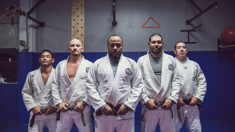 Royce Gracie Network Gathering 2018