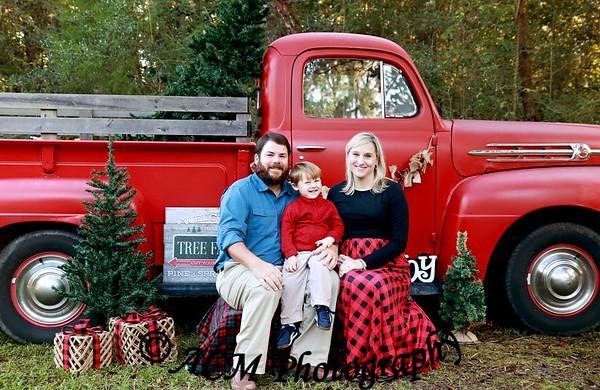 Marcey Family Christmas