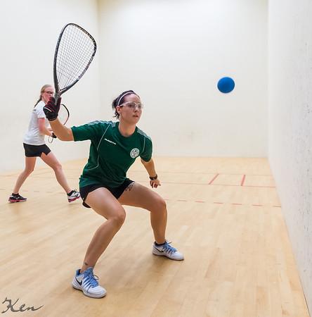 Donna Ryder (Ireland) over Lara Ludwig (Team play)