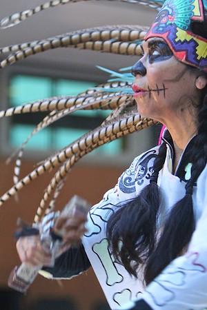 Sonia Sotomayor Día de los Muertos 2015