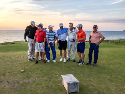 Golf Trip Cabot Links in Nova Scotia 2016