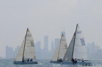 Sail22 Melges 24 Chicago Tuning Regatta 2010