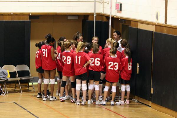 20051213 Samantha's Volleyball
