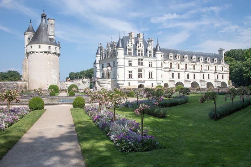 Chateau de Chenonceau- France - Jul 2013- 010.jpg