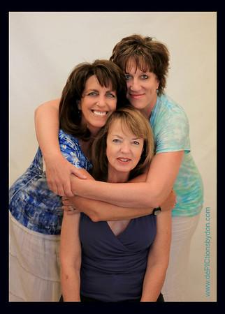 Karyn, Judith & Susanne