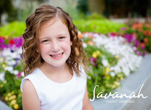 Sassy's Baptism August 2017