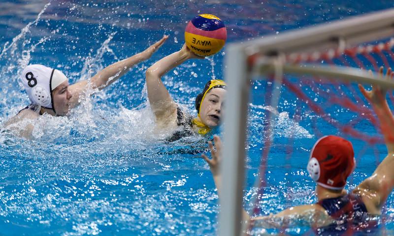 16U Girls 5th Place Match: St-Lambert vs Dollard Gold