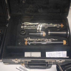 Used Vito V40 Clarinet C83213