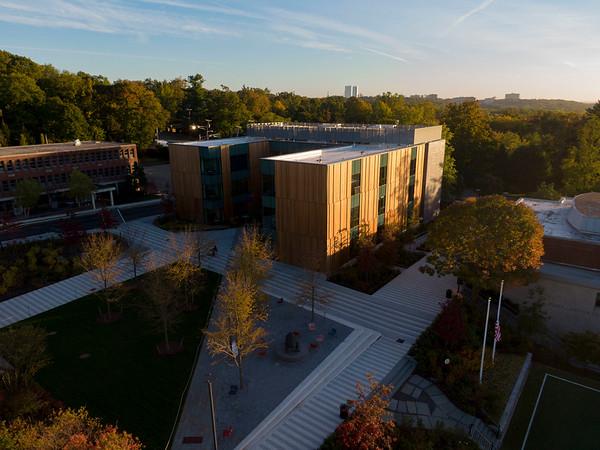 Campus Aerial Photos Fall 2020