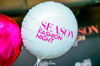 nov.01 - Season Fashion Night