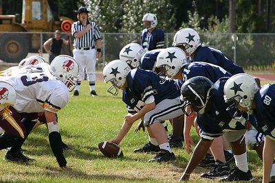 Fairbanks, Alaska  Area Youth Football, July 31, 2004