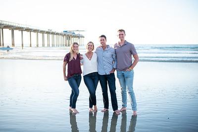 Metz Family | La Jolla Family Photos