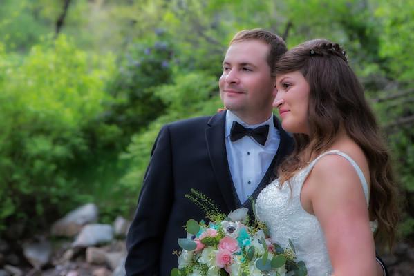 Amanda and Bobby's Wedding