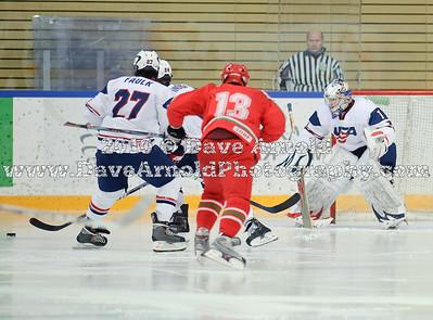 4/8/2010 - U18 Worlds Exhibition - U18 vs Belarus