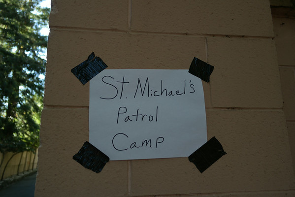 2014 St. Michael's Patrol Youth Camp