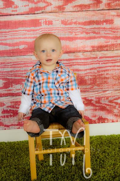 Caden Hank | 1 Year