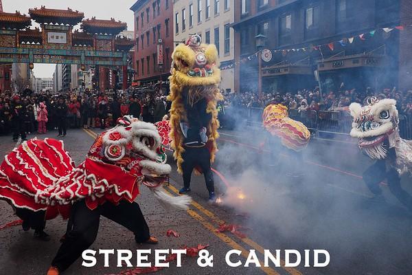 Street & Candid