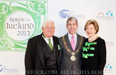 2012 SPIRIT OF IRELAND AWARD DINNER (photos by Kymberli Brady & Christina Bramschreiber