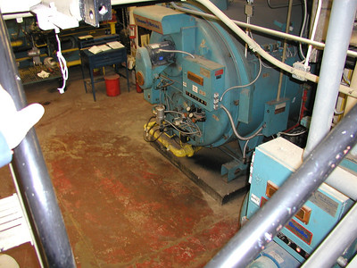 Boilers ,Work and Stuff