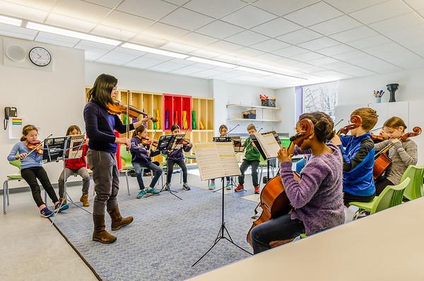 Hardy Elementary School, Arlington