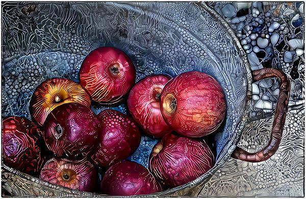 Still Life Fantasy - Fruits