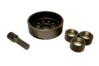 ZF AXLE APL 2045 FRONT PLANETARY HUB KIT L10172