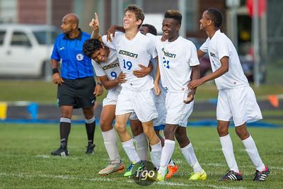 9-12-15 Fridley v Minneapolis Edison Boys Soccer