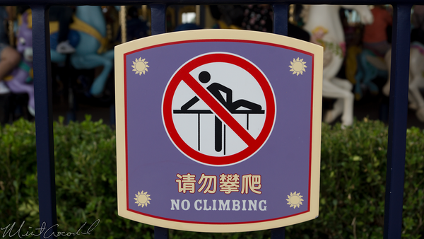 Shanghai Disneyland, Shanghai, Disneyland, Gardens of Imagination, Gardens, Imagination, Fantasia Carousel, Fantasia, Carousel