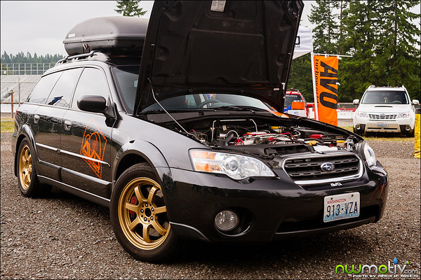 Big NW Subaru Meet 2012