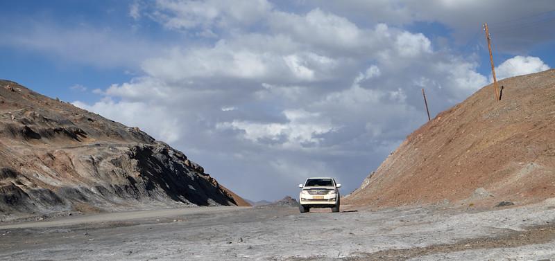Ak Baital Pass, 4 655 m