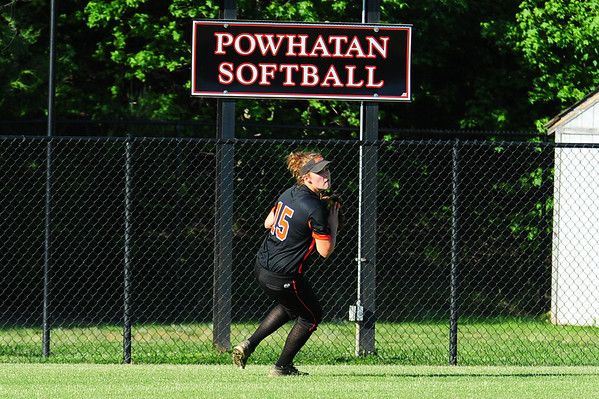 5-31-2013 Woodgrove at Powhatan Softball