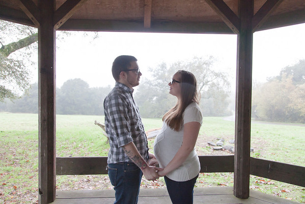 Spencer and Scott Maternity Photos