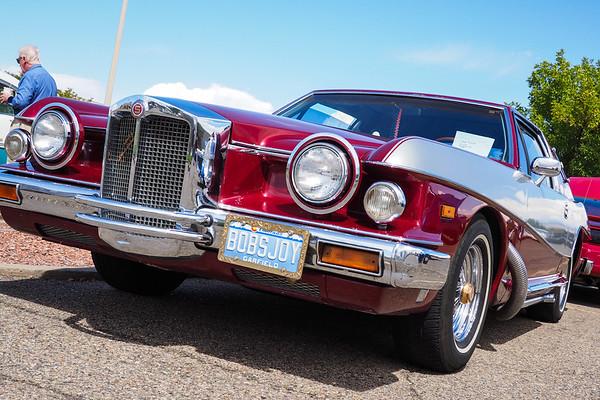 Mesa Mall Car Show 2018-09-01