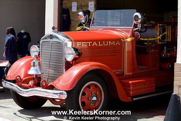Butter & Egg Days Parade Petaluma, Ca. 2011