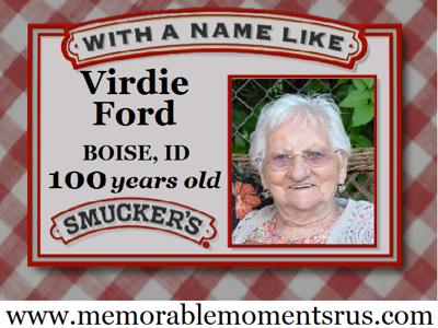 Virdie's 100th Birthday