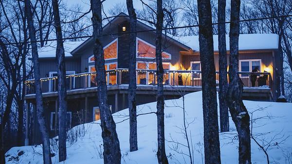 Winter Cottage 2020