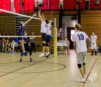 TASIS Boys Volleyball Win Home Friendly Tournament