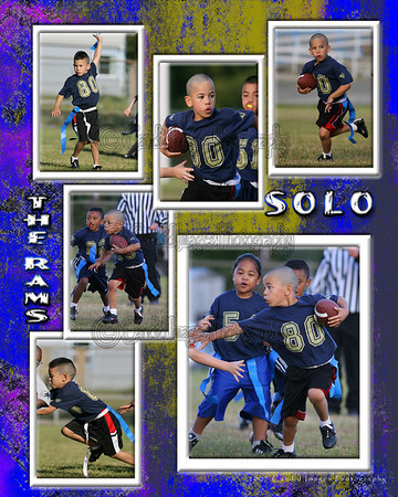 FLAG FOOTBALL POSTERS