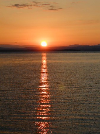 Lake Champlain Sunrises & Sunsets