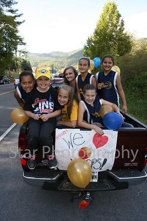 CHS's Homecoming Parade 9-27-2013