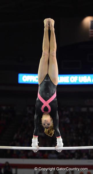 Photo Gallery: UF Gymnastics vs. Georgia, 2/16/2013