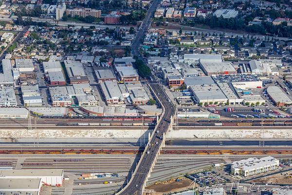 Fourth Street Viaduct - Los Angeles