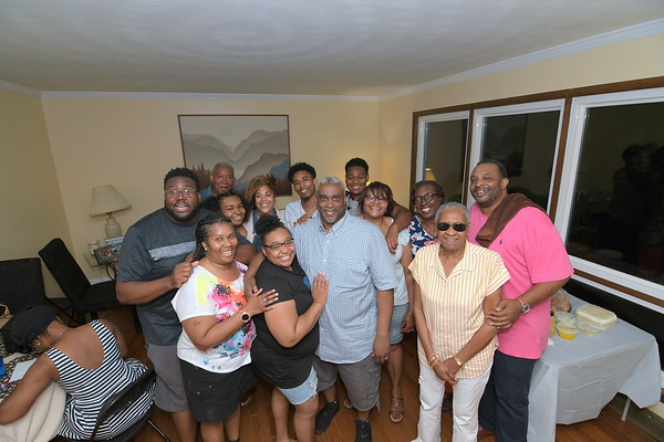 TREVOR'S ANNUAL FAMILY AND FRIENDS COOKOUT 2019