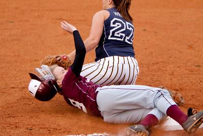 AHS Softball vs Seymour 3/30/09 -ARCHIVED