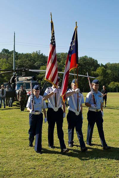 American Heroes Air Show, Canton - 9/10/2011
