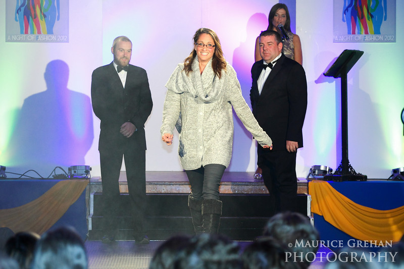 Na Fianna Autumn Fashion Show 2012